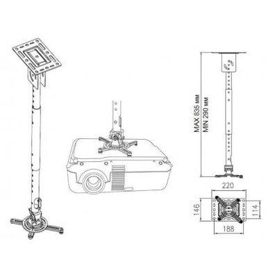 PTZ-камера CleverMic 1011U-10