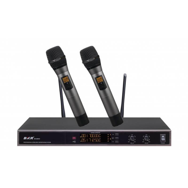 Радиомикрофоны KX-D3912 (два ручных)