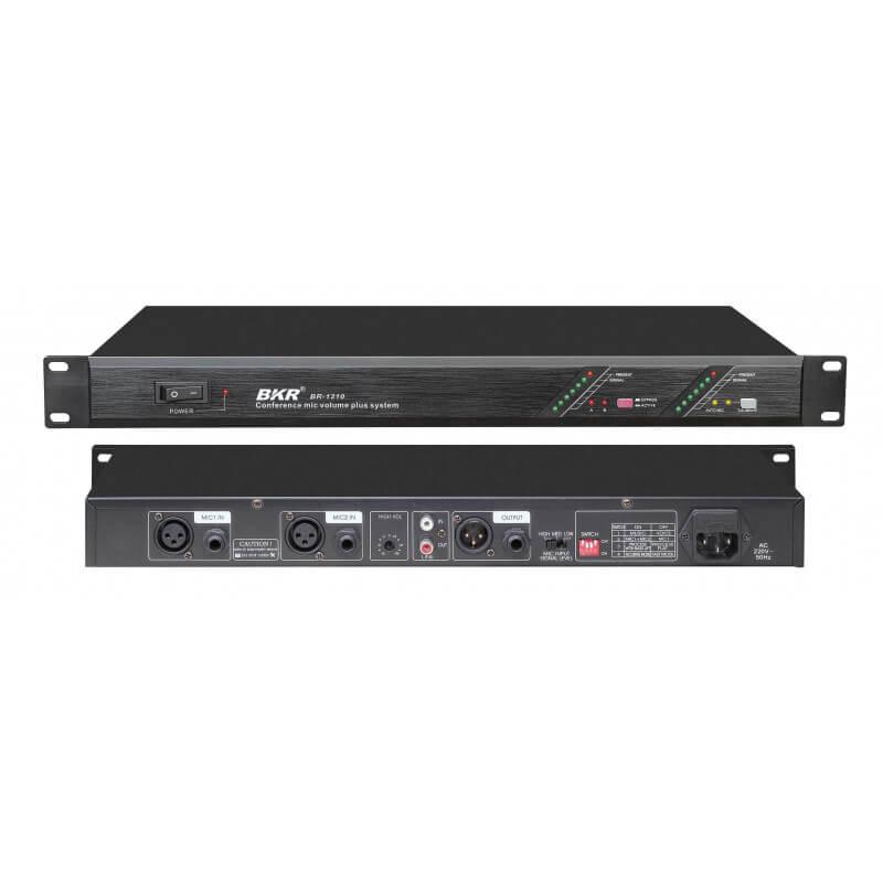 Аудиомикшер BKR BR-1210
