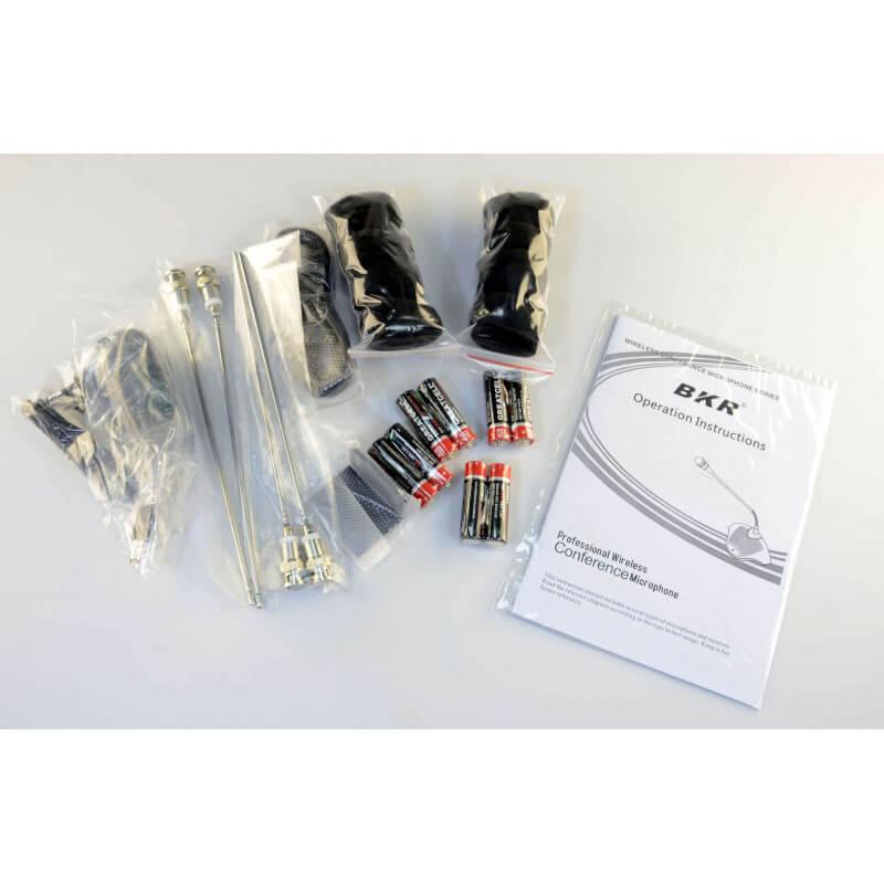 Радиомикрофоны SHURE BLX1288E/SM35 K3E