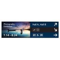 """Сверхширокий дисплей LG 88BH7D (3840x1080 88"""")"""