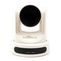 PTZ-камера CleverMic 1212SHN White (12x, SDI, HDMI, LAN)