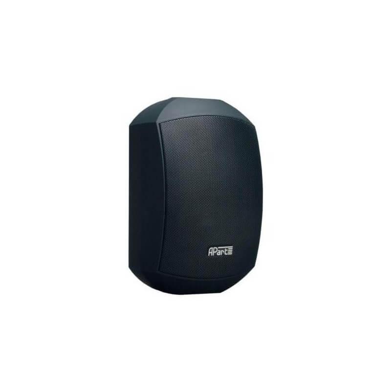 Настенная влагозащищенная акустика APart MASK4-BL