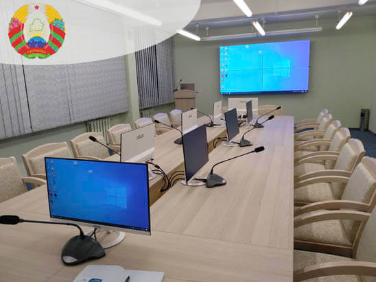 Конференц-зал для УО «Гродненский государственный медицинский университет»