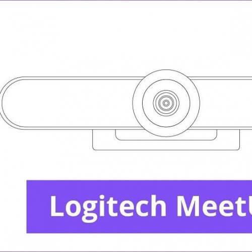 Logitech MeetUp: обзор и тест