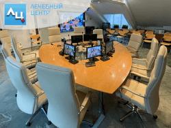 Конференц-зал для ООО «Лечебный Центр»